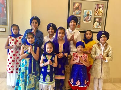 Welcome to the NEW Guru Nanak Foundation of Tidewater Website!